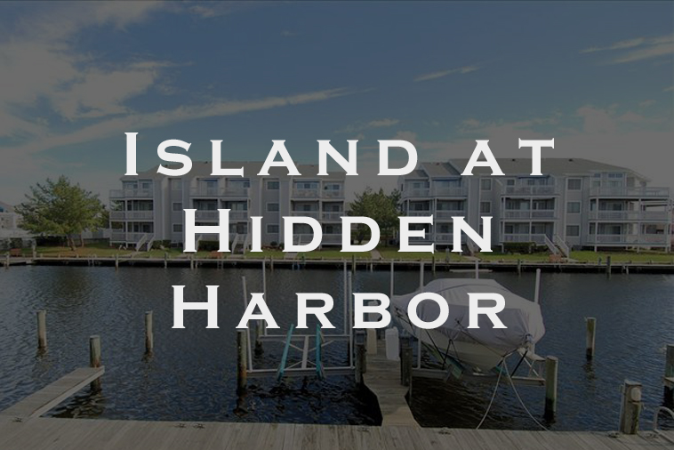 Search Island at Hidden harbor